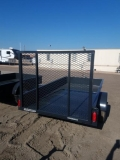 Rental store for 5.5x10 Utility Trailer in Colorado Springs CO